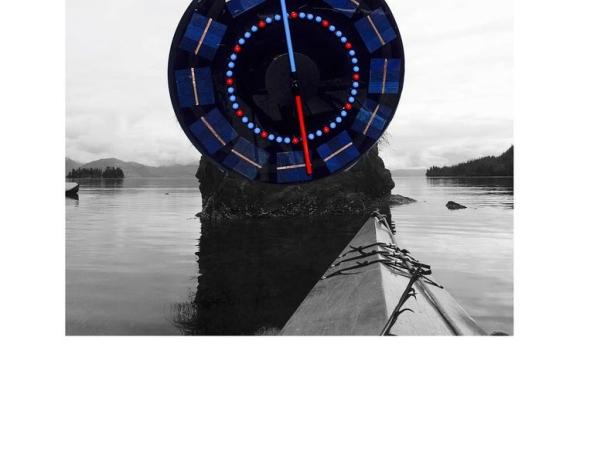Solar-Tide-Clock