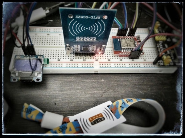 WiFi-RFID-Reader