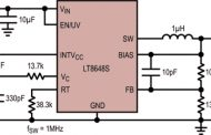 ANALOG DEVICES ANNOUNCES 42V, 15A SYNCHRONOUS STEP-DOWN REGULATOR SILENT SWITCHER 2
