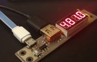 SELF-CALIBRATING USB VOLTAGE/CURRENT METER
