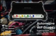 TIEPIE ENGINEERING AUTOMOTIVE WIFISCOPES ATS610004DW-XMSG, ATS605004DW-XMS AND ATS5004DW