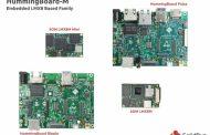 VERSATILE NXP I.MX8 BASED FAMILY OF SCALABLE HUMMINGBOARD SINGLE BOARD COMPUTERS