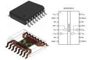 ON SEMICONDUCTOR NCID9211 CERAMIC DIGITAL ISOLATOR