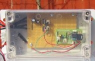 Picaxe Greenhouse Light Sensor Controller