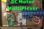 DC Motor Multiplexer