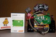 LinkIt ONE Powered Wall-E
