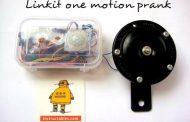 Linkit One Motion Sensor Prank