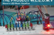 Waren's L.E.D Music Visualizer