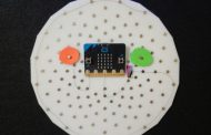 BBC Micro:bit and Scratch - Interactive Steering Wheel & Driving Game