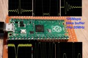 Arbitrary Wave Generator With the Raspberry Pi Pico