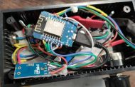 BBQ Temperature & Meat Sensor on ESP8266 With Display