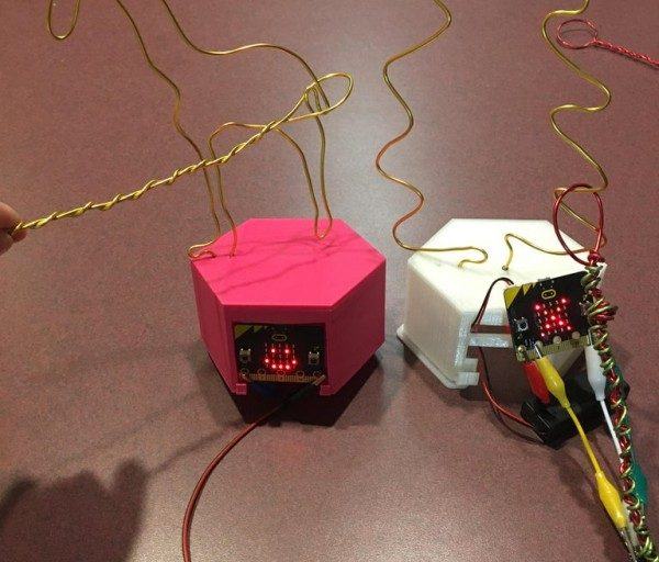 MicroBit Concentration Game