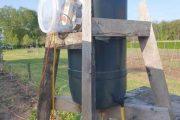 Automatic Water Barrel Filler