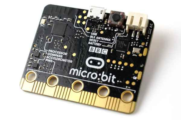 Network Rivalry: a Low-Latency Game for the BBC Micro:bit